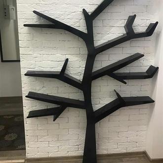 полка - дерево