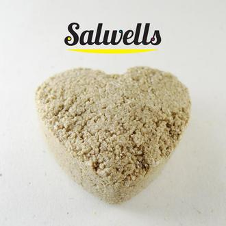 Твердый шампунь SALWELLS Марокканская глина  & Розмарин для жирной кожи головы