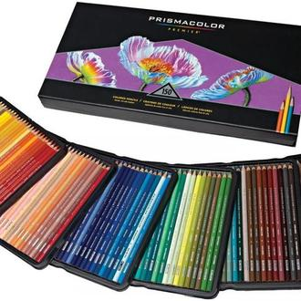 Набор мягких цветных карандашей 150 шт PRISMACOLOR