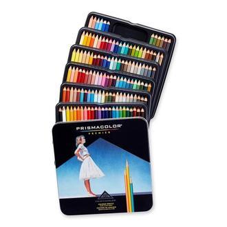 Набор мягких цветных карандашей 132 шт PRISMACOLOR