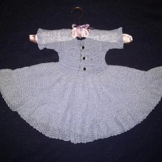 Платье + берет