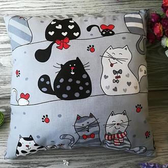 Подушка кошки-мышки