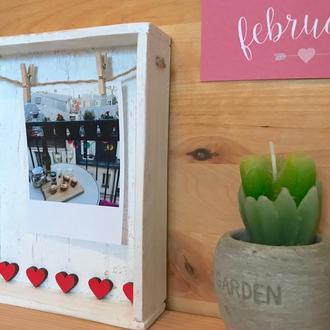 Рамочка для фото/картинок  Sweet Hearts