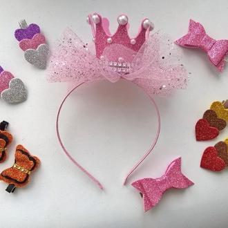 Корони для маленьких принцес