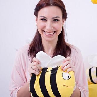 Подушка Пчела медовая