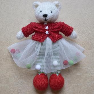 Медвежонок-балеринка