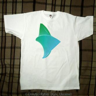 Эксклюзивная футболка. Фантазия