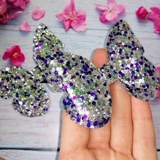Метелики із екошкіри