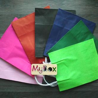 Цветные пакеты 240мм/200мм/80мм