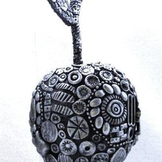 Яблочко  в стиле стимпанк