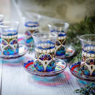 Армуды для чая ′Lotus′