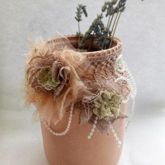 Банка ваза