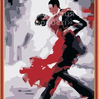 Картина по номерам 'Танго 1', 40х50см (КНО121)