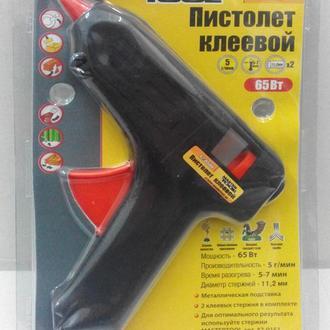 """Клеевой пистолет (термопистолет) """"Master Tool"""", 65Вт (420500)"""