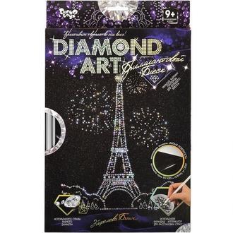 Алмазная живопись, Эйфелева башня (DAR-01-06)