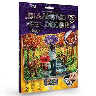 Алмазная мозаика 'DIAMOND DECOR' Осень (DD-01-11)