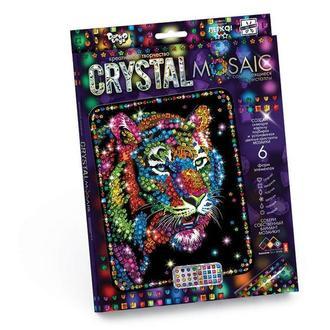 Кристальная мозаика Тигр (CRM-01-01), детская серия