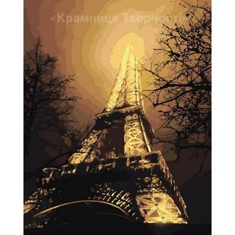 Картины по номерам В красках ночного города, 40х50см. (КНО2190)