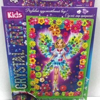Алмазная мозаика (детская серия) Феи (CArt-01-03)