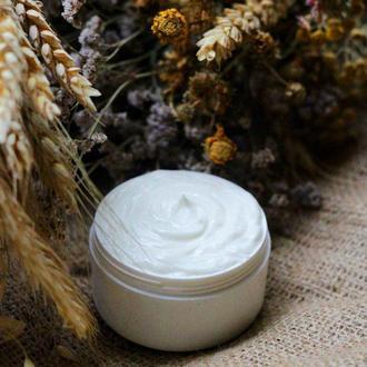 H2O-Крем для тела с Протеинами Пшеницы ручной работы ЭКО Гармония, 100 мл 200