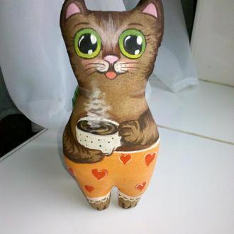 Кофейная игрушка