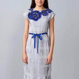 Платье коктейльное от N.Verich