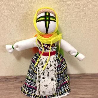 Лялька-мотанка Іруся