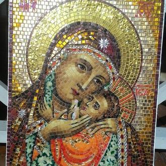 Картина Божьей Матери