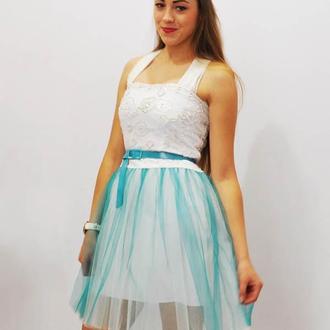 Коктейльное платье от N.Verich
