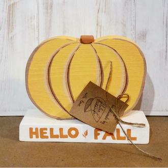 """Сочная тыква """"Hello fall"""""""
