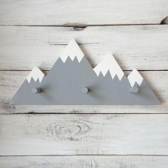 Вешалка Горы