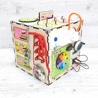Бизикуб. Бизибокс. Busyboard. Busybox