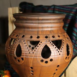 Керамічна ваза