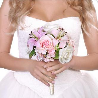 Свадебный букет - букет дублер