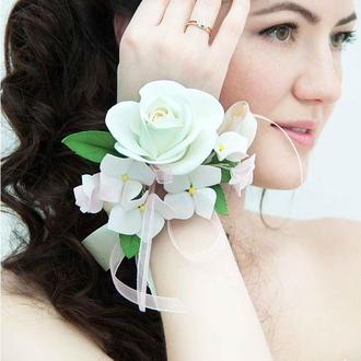 Свадебные браслеты