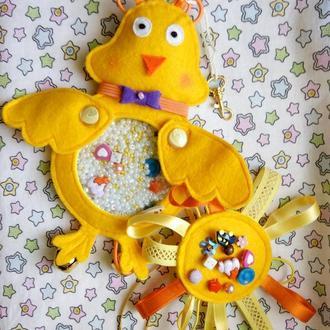 Развивающая игрушка - искалка для детей