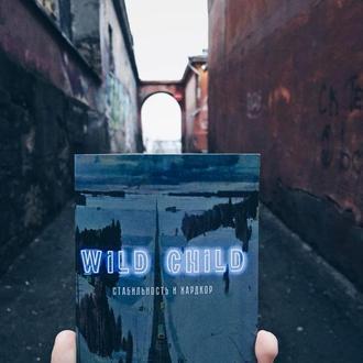 """Карманный блокнотик """"Wild Child""""-2"""