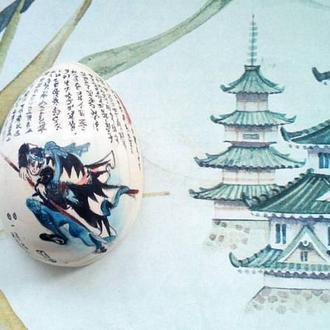 """Яйцо-магнит """"Самурай"""""""