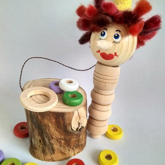 Игрушка Буратино
