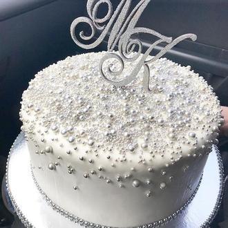 топпер на торт свадебный