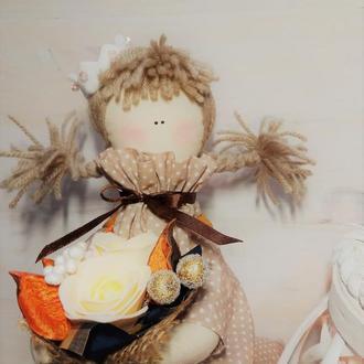 """Куколка """"Принцесса на горошине"""""""