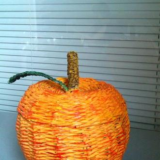 Плетеное яблочко