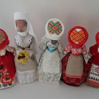 """Handmade. Лялька-мотанка """"Берегиня"""" Подарунок-оберіг в дім."""