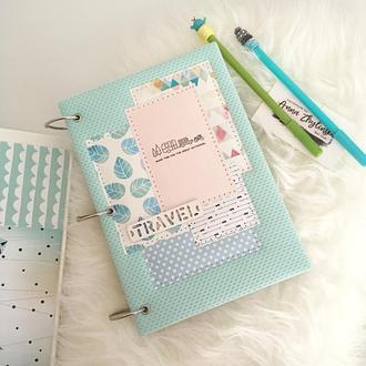 Travel book, дневник путешественника, блокнот