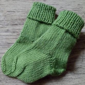 Носочки на малыша