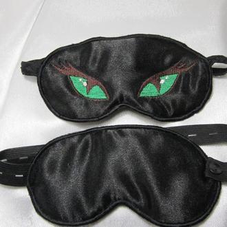 Пара масок для Нее и для Него маски для сна