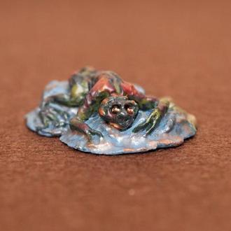 Азгадор. Фэнтезийное существо из полимерной глины