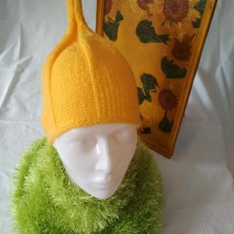 Весенняя шапочка