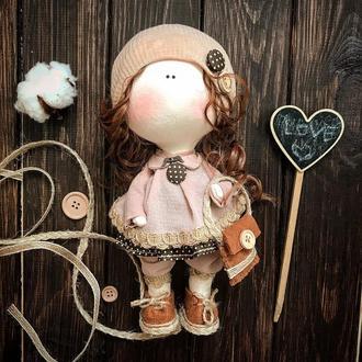 Кукла тыквоголовка