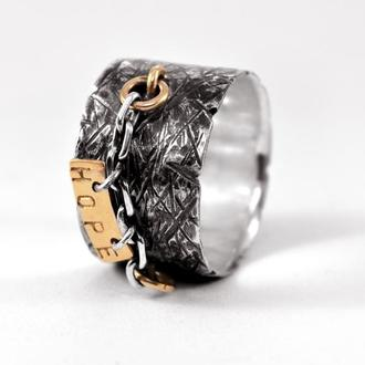 Кольцо из серебра EJ Hope